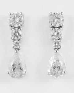 Examining The Four Cs Of Diamonds Color Austin Texas Jewelry Copeland Jewelers
