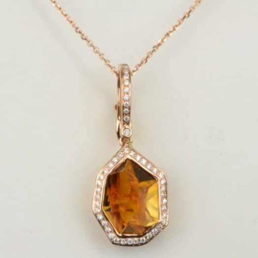 The November Birthstone Citrine