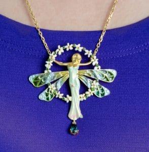 Masriera-Flower-Nymph-Necklace