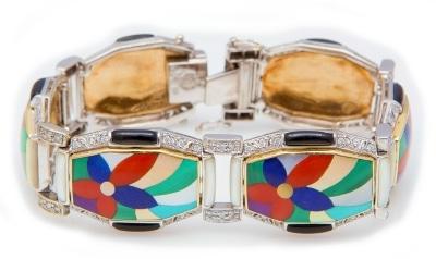 Estate Asch Grossbardt bracelet