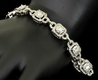 Master Designs Diamond Bracelet