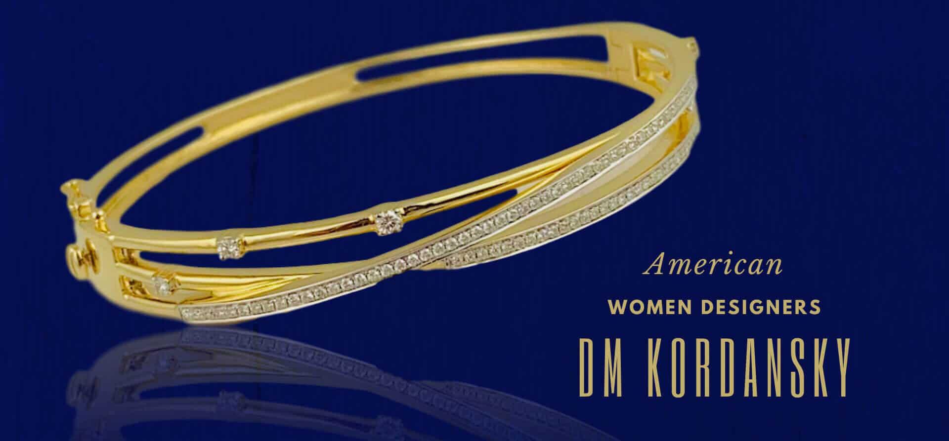 American women designers DM Kordansky
