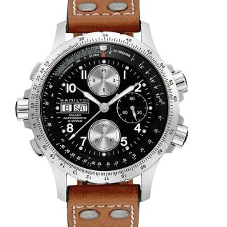 Hamilton Khaki Aviation X-Wind Chrono Watch